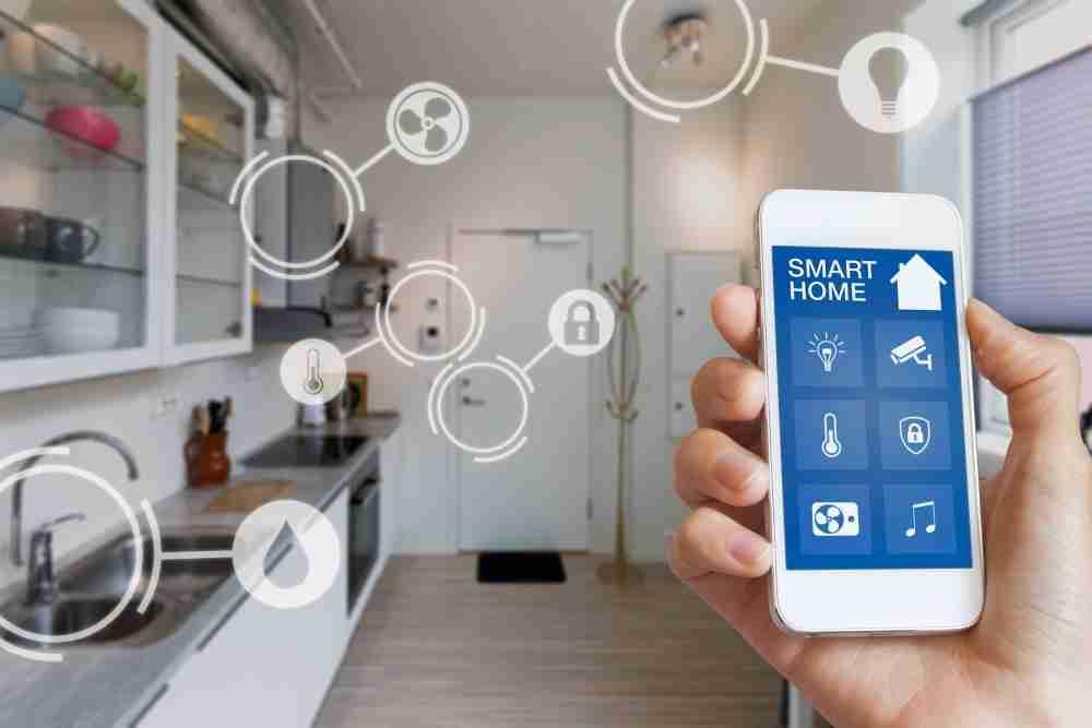 smart home smart device setup
